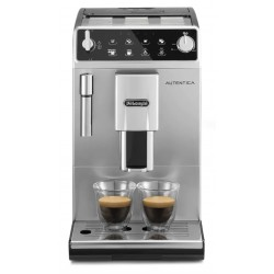 Кофемашина Delonghi ETAM 29.510 SB Silver/black 1450Вт,1.4л,эспрессо,тип кофе: молотый/зерновой