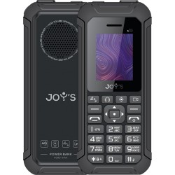 "Сотовый телефон Joys S13 Black (4G/2sim/1.77""/160*128/4Gb/512mb/microSD/2МП/Bt4000мАч)"