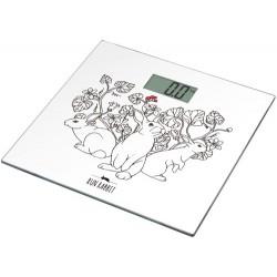 Весы RUN RABBIT RR-1 White стекло, точность 0,1кг, макс. 180кг, авто вкл/выкл
