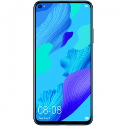 "Смартфон Huawei Nova 5T Crush Blue 2sim/6.26""/2340*1080/8*2.6ГГц/6Gb/128Gb/mSD/48+16+2+2Мп/NFC/And9/3750mAh"