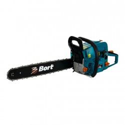 Пила цепная бензиновая Bort BBK-2220 2.2кВт, 50см3, шина 50см