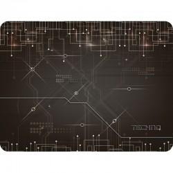 Коврик для мыши Dialog PM-H17 techno тканевый (285x215x3) рисунок