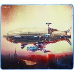 Игровой коврик Qumo Moscow Zeppelin для мыши, (400*355*3)