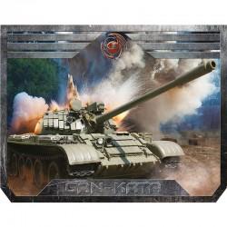 Игровой коврик Dialog Gan-Kata PGK-07 tank тканевый (235x200x3) рисунок