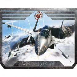 Игровой коврик Dialog Gan-Kata PGK-07 plane тканевый (235x200x3) рисунок