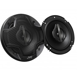 Колонки автомобильные 16см JVC CS-HX639 40/320Вт, 30-25000Гц, 4Ом, 88дБ, коаксиальная АС