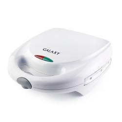 Ростер-сосисочница Galaxy GL 2955 White 850Вт, антипригарное покрытие, индикатор работы