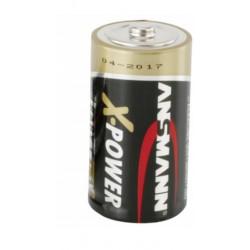 Батарейка C(LR14) ANSMANN X-Power 1 шт./1,5В. щелочная