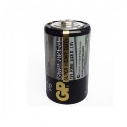 Батарейка C(R14) GP SuperCell 1 шт./1,5В. солевая