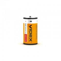 Батарейка C(R14) VIDEX 1 шт./1,5В. солевая