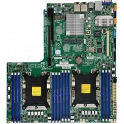 Supermicro Motherboard 2xCPU X11DDW-NT Xeon Scalable TDP 205W/ 12xDIMM/ 14xSATA/ C622 RAID 0/1/5/10/ 2x10GbE/ 1xPCI-Ex32 LR Slot,1xPCI-Ex16 RL Slot,1xAOM/ M.2 PCI-E 3.0 x4(WIO)