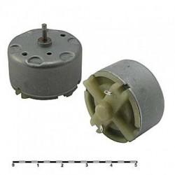 Электродвигатель R500-14415 3в(1.5-7.2в), 0.11вт, 1800об/мин, 7.6гс*см, 17.5*32мм