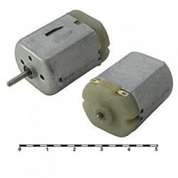 Электродвигатель F280-15200 12в(6.0..18.0в), 2,97вт, 9800об/мин, 36.5гс*см, 30.5*24.2мм