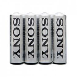 Батарейки AA(R6) SONY New ULTRA 4 шт./1,5В. солевые