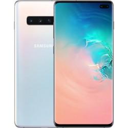 "Смартфон Samsung Galaxy S10+ G975F 8/128GB Перламутр 2sim/6.4""/3040*1440/8*2.7ГГц/8Gb/128Gb/mSD/16+"