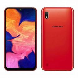 """Смартфон Samsung Galaxy A10 32GB SM-A105F Красный 2sim/6.2""""/1520*720/8х1.6ГГц/2Gb/32Gb/mSD/13Мп/Bt"""