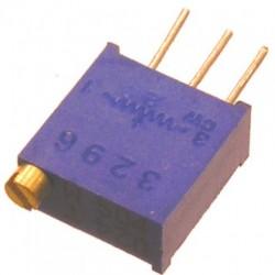 резистор подстроечный 50ком 3296W/0.5вт, 5%, СП5-2ВБ