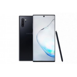 "Смартфон Samsung Galaxy Note 10+ 12/256Gb SM-N975F Черный 2sim/6.3""/3040*1440/8х2.7ГГц/12Gb/256Gb/mSD/12+16+12Мп/NFC/And9.0/4300mAh"