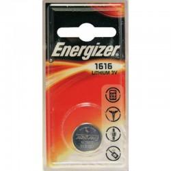 Батарейка CR1616 ENERGIZER 1 шт./3В. литиевая