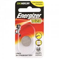 Батарейка CR1620 ENERGIZER 1 шт./3В. литиевая