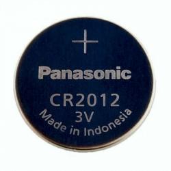 Батарейка CR2012 PANASONIC 1 шт./3В. литиевая