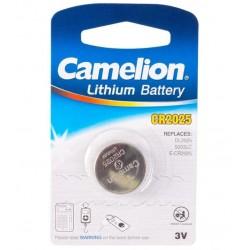 Батарейка CR2025 CAMELION 1 шт./3В. литиевая