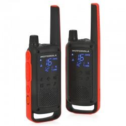 Радиостанция Motorola TalkAbout T82 (2 штуки) 0.5W PMR(446-446.1MHz) Ni-Mh 800mAh