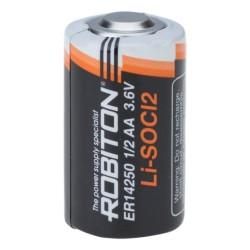 Батарейка ER14250(1/2AA) ROBITON 1 шт./3.6в, литиевая