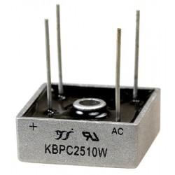 диодный мост KBPC2510W/25A 1000в BR-25W