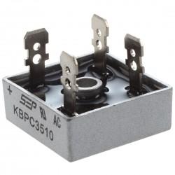 диодный мост KBPC3510/35A 1000в MB-35