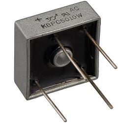 диодный мост KBPC5010W/50A 1000в MB-35N