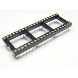 Панелька SCLM-40 2.54мм/цанговая