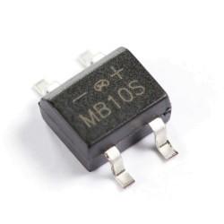 диодный мост MB10S/0.5А 1000в SOIC4