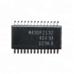микроконтроллер MSP430F2132TPW/16MHz, 2kB/256B, 10bit ADC, 1 USCI A, 2timer, 1WDT