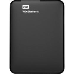 """Внешний жесткий диск WD (WDBW8U0040BBK-EEUE) черный (USB3.0,2.5"""",4TB)"""