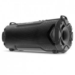 Портативная колонка Sven PS-475 2*15Вт, Bluetooth, питание от батарей, FM, USB, microSD, Черный