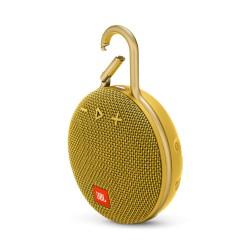 Портативная колонка JBL CLIP 3 (JBLCLIP3YEL) Bluetooth, питание от аккумулятора, Желтый