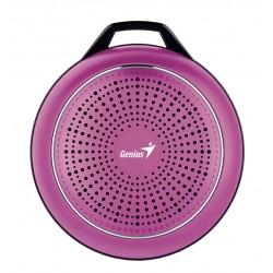 Портативная колонка Genius SP-906BT Plus 3Вт, Bluetooth 4.1, питание от аккумулятора, Magenta
