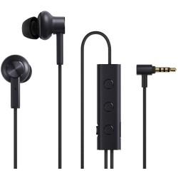 Гарнитура Xiaomi Mi Noise Cancelling Earphones (ZBW4386TY) вставные, 32Ом, 100дБ, кабель 1.3м, Black