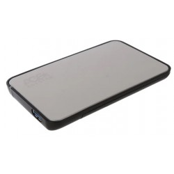 "Внешний бокс для HDD 2.5"" USB 3.0 AgeStar 3UB2A8J-6G SATA III пластик/алюминий черный"