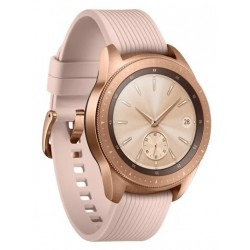 "Смарт-часы Samsung Galaxy Watch SM-R810 Rose Gold 1.18""/2*1.15ГГц/768Mb/4Gb/IP68/WR50/WiFi/Bt/GPS/NFC"