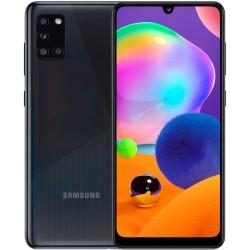"""Смартфон Samsung Galaxy A31 64GB SM-A315F черный 2sim/6.4""""/2400*1080/4*2+4*1.7ГГц/4Gb/64Gb/mSD/48+5+"""