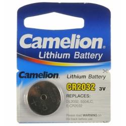 Батарейка CR2032 CAMELION 1 шт./3В. литиевая