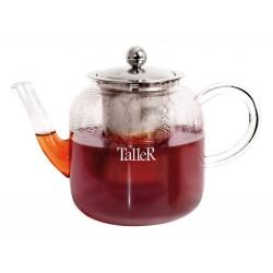 Заварник (чайник) TalleR TR-1371 0.8л,стекло