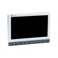 """Видеодомофон Optimus VMH-7 (ws) 7"""" TFT LCD, 1024x600, до 2х выз. панелей, АС 100-240В, -10°С +60°"""