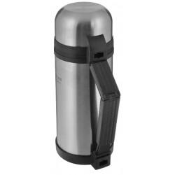 Термос Zeidan Z-9015 нерж.сталь,1500 мл.,универс.горло узкое/широкое,пластиковая чаша