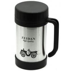 Термокружка Zeidan Z-9034 нерж.сталь,с/кр 500мл,двойные стенки