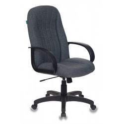 Кресло руководителя БЮРОКРАТ T-898/3С1GR ткань, механизм качания, регулировка высоты, Grey