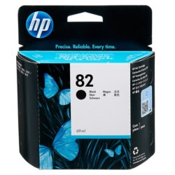 Картридж струйный HP CH565A №82 для Designjet 111/510 Black 69ml