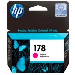 Картридж струйный HP CB319HE №178 для C5383/C6383/B8553/D5463 Magenta . .